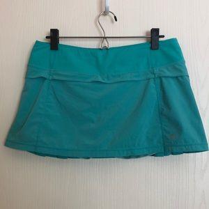 LULULEMON Athletic Skirt w/ Built-In Shorts